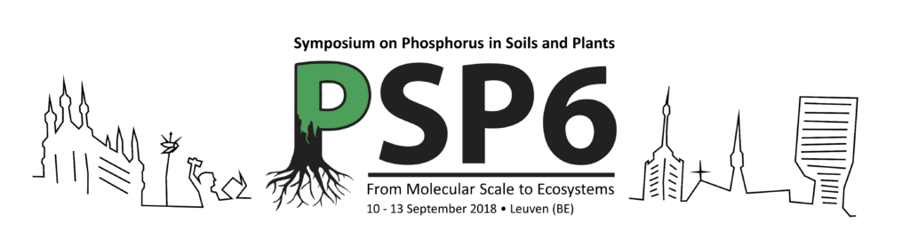 PSP6: Symposium on Phosphorus in Soils and Plants