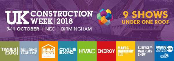 UK Construction Week – Engineering development