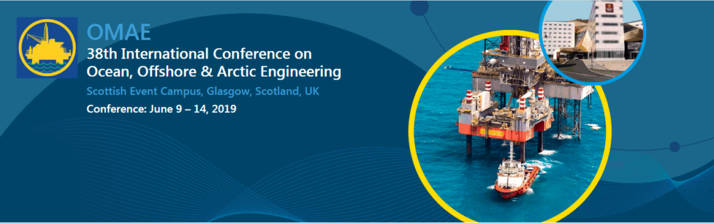 38th International Conference on Ocean, Offshore & Arctic Engineering