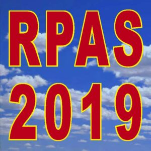 RPAS 2019 – European Civil RPAS Regulation Implementation & U-Space Integration Forum